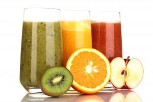 Järntabletter Juice glas